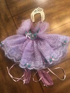 Muffy Vander Bear Sugarplum Fairy Outfit HTF