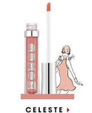 Bare Escentuals BUXOM Full On Lip Polish - Celeste (soft peach)