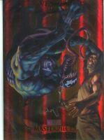 Marvel Masterpieces 2007 Fleer Foil Parallel Base Card #88 Venom