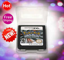 Pokemon:Platinum version (Nintendo DS,2009)Game Only for Nintendo DS Lite TESTED