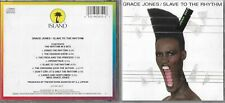 Grace Jones Slave To The Rhythm USA CD Album