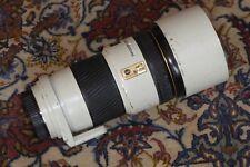 Objektiv Minolta AF APO 80-200 1:2,8 (32) für Sony Alpha A-Bajonett, gut!