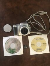 Fujifilm Finepix S3000 Digital Camera for Spares Parts Repairs only not working