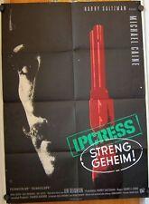IPCRESS - STRENG GEHEIM (Pl. '65) - MICHAEL CAINE / NIGEL GREEN