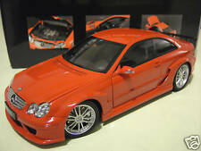 Kyosho 08461r Mercedes Benz CLK DTM AMG Coupe Red 1/18