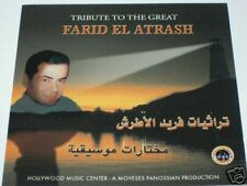 Tribute to Farid Al Atrash - Egyptian Lebanese World Music Arabic