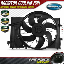 Radiator Cooling Fan for Mercedes-Benz A209 C180 C230 CL203 C320 W203 2035000293