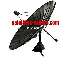 350cm (12ft) C/Ku-Band Prime Focus Mesh Satellite Dish