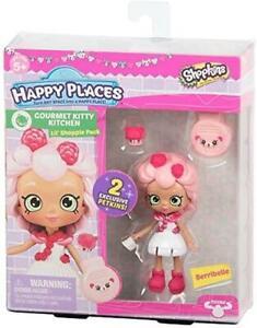 Shopkins Happy Places Season 3 Lil Shoppie Pack, Berribelle