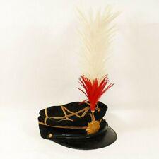 Imperial Japanese Army IJA Officer's Hat & Maetate for Full-dress Uniform 57cm