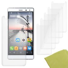 5 Pack PET Film Screen Protector Guard For THL T7