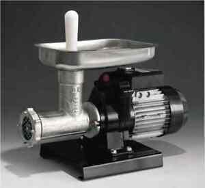 Tritacarne elettrico Reber 9501 N professionale 500 watt tubi insaccare - Rotex