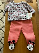 Disney Baby Girl Top And Pants Set 0-3month