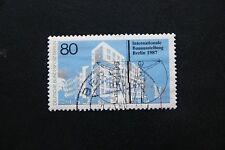 Berlin, 1987, Internationale Bauausstellung (gestempelt)