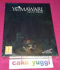 YOMAWARI NIGHT ALONE / HtoL#NiQ: The Firefly Diary PS VITA LIMITED EDITION