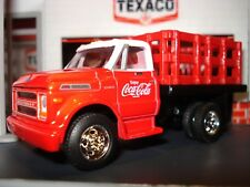 "1970 CHEVROLET C-60 TRUCK LIMITED EDITION 1/64 CUSTOM ""COCA-COLA"" STAKE BED"