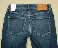 Lucky Brand Low Rise Lolita Crop Skinny Jeans Women's Sz 6 / 28 Medium Wash NWT