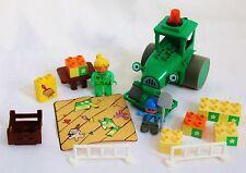 Lego Duplo Rollo & Wendy / Tapezieren Walze Bob der Baumeister