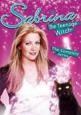 Sabrina The Teenage Witch Complete S - DVD Region 1