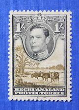 1938 BECHUANALAND PROTECTORATE 1S SCOTT# 131 S.G.# 125 USED              CS20655