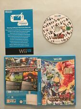 THE WONDERFUL 101 NINTENDO WII U WIIU USATO ITALIANO PAL