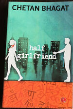 Half Girl Friend Book by Chetan Bhagat