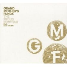GRAND MOTHER'S FUNCK FEAT.. - THE PROUD EGYPTIAN CD NEW!