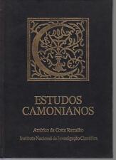 AMERICO DA COSTA RAMALHO / ESTUDOS CAMONIANOS. 2e édition.