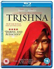 Trishna NEW Cult Blu-Ray Disc Michael Winterbottom Freida Pinto Riz Ahmed