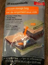 Home Essentials Large Vacuum Storage Bag 17.5