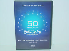 "*DVD-V.A.""EUROVISION SONG CONTEST-ALL THE WINNERS + FAVOURITES 1956-1980""DoDVD*"