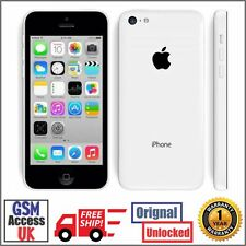 Apple Iphone 5c - 32GB-Blanco (liberado) Smartphone-Buen Estado