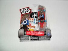 SPIN MASTERS TECH DECK SERIES 3 GIRL SKATEBOARDS