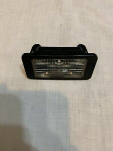 Ford Xe number plate light esp Fairmont Ghia falcon
