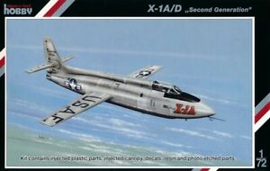 """Special Hobby 72160 1:72nd scale Bell X-1A/D """"Second Generation"""""""