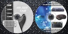 4.544 Patches LINE 6 BASS POD XT-XT LIVE-XT PRO & 48.328 Guitar And BASS Tabs