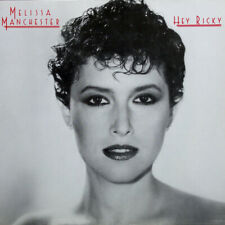 Melissa Manchester ‎– Hey Ricky / LP GREECE 1982 NM/NM