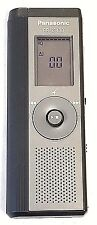 PANASONIC RR-US430 (33 HOURS) HANDHELD DIGITAL TRANSCRIBER / RECORDER A1.2