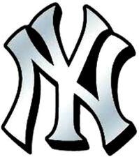 20 water slide nail art transfer decals New York yankees logo baseball