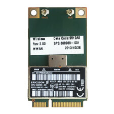 Unlocked HS2340 668969-001 3G HSPA+WiFi Card For Hp Elitebook 2570p 8470W 8570P