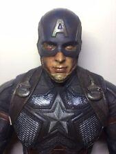 Hot Toys Captain America Infinity War Endgame Custom (updated Head Sculpt!!!)