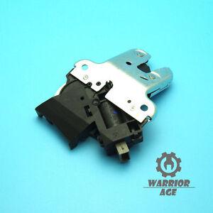Rear Trunk Lid Lock Latch For Jetta MK5 Passat B6 B7 CC AUDI A4 A6 Sedan NEW