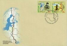 FDC of LITHUANIA 2009 - The World Heritage Objects - The Struve Geodetic Arc