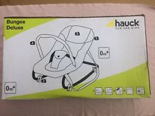 Hauck Fun For Kids Bungee Deluxe Baby Bouncer Rocker Rocking Animals New Sealed