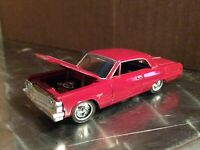 1964  chevy Impala SS   Racing Champions RC ERTL MINT  1/64 Scale loose