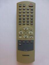 TOSHIBA TV/VCR COMBI REMOTE VT-1400 VTV1400 VTV1402B VTV1402S VTV1403B VTV1403S
