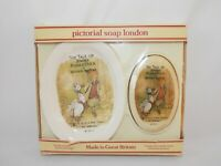 Beatrix Potter Jemima Puddle Duck Soap and Soap-dish Set in Orig Box Items New