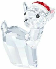 Swarovski Doe With Santa's Hat 5135853 Christmas