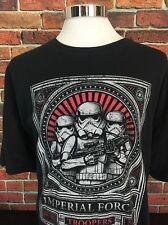 Star Wars Short Sleeve T-Shirt Storm Troopers Size XXXL