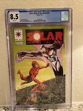 Solar Man Of The Atom #19 CGC Graded 8.5 Valiant March 1993 Comic Book